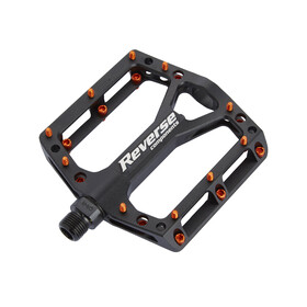 Reverse Black One Pedal black/orange